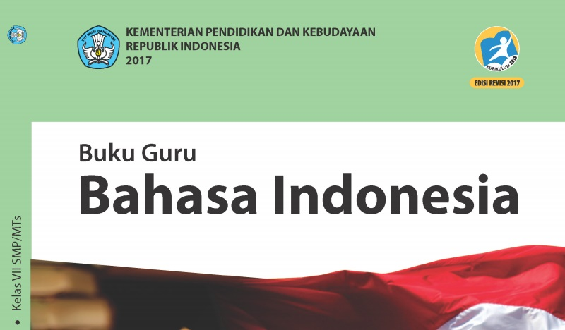 Buku Paket Bahasa Indonesia Kelas 7 Download